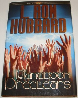 BRAND NEW!! HANDBOOK FOR PRECLEARS by L. Ron Hubbard 2007 Scientology Dianetics