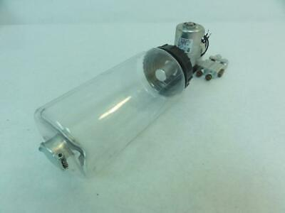 181126 Old-Stock, Peter Paul 22R9DCV Automatic Lubrication Solenoid Valve, 120V