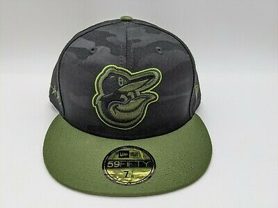 9de4105f7 NEW ERA BALTIMORE Orioles MLB Players Weekend On Field 59Fifty Low ...