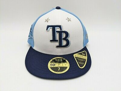 finest selection eedfa 09573 New Era Tampa Bay Rays 2018 MLB All Star Game OnField Low Profile 59FIFTY  Fitted