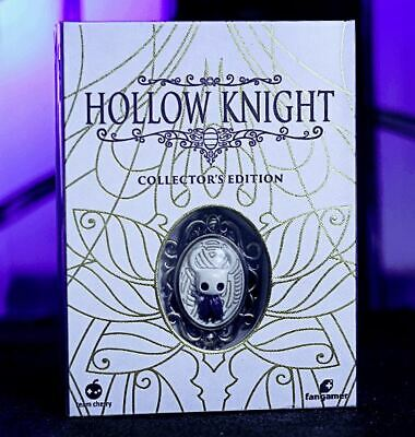 Hollow Knight Collector's Edition Physical PS4 Playstation 4 USA Region Free