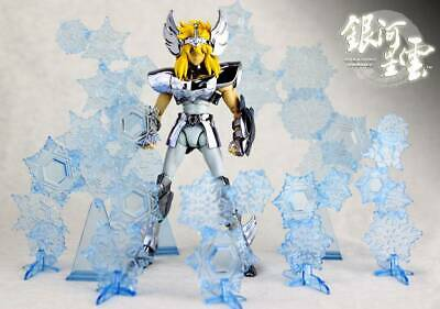 Saint Seiya Myth Cloth Cygnus Hyoga Aquarius Camus Effect Part Presale