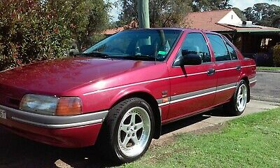 Ford EB SVO Falcon. Very Rare. One of only 3 produced