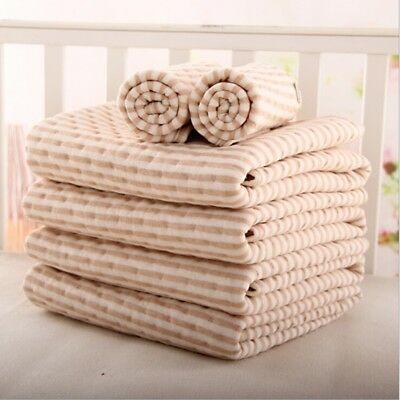 Washable Baby Infant Diaper Nappy Urine Mat Kid Bedding Changing Cover Pad OS
