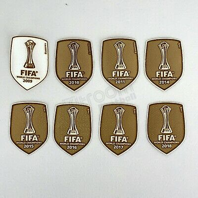 Official FIFA World Club Champions Player Issue Patch Badge Sporting ID for S...