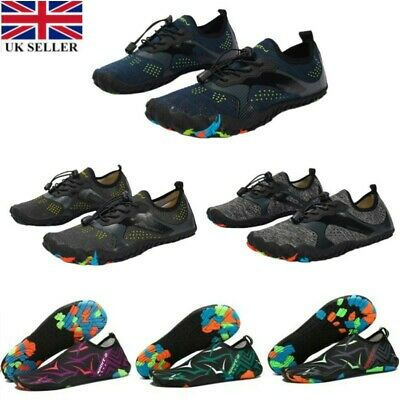 Water Shoes Quick Dry Barefoot for Swim Diving Surf Aqua Sport Beach Vaction Lot