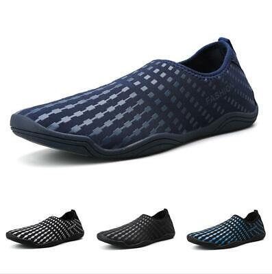 Water Shoes Men Sneaker Swimming Low Cut Beach Sport Breathable Athletic Trail