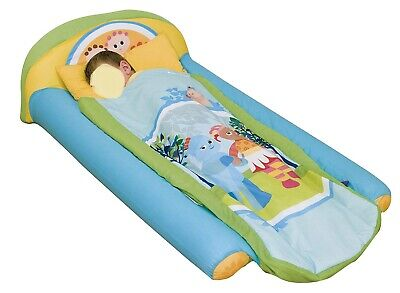 My First READYBED In The Night Garden Inflatable Sleepover bed toddlers 18m+