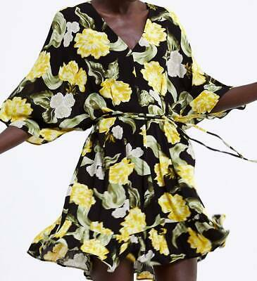 bcc355d2 Zara Urban Chic Linen Knot Back Button Front Vest Maxi Rustic Dress With  Pockets