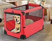 Giant Portable Pet House- Red