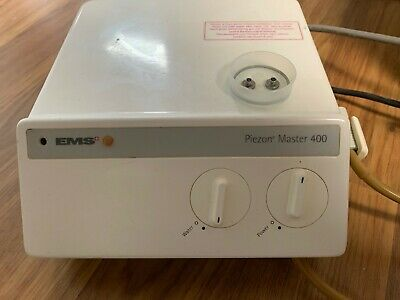 EMS Piezon Master 400 Dental Ultrasonic Scaler for Prophylaxis