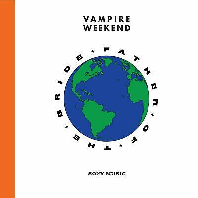 Vampire Weekend - Father Of The Bride - New Green Cassette
