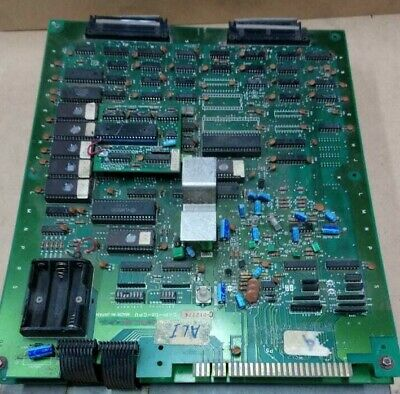 Nintendo SUPER Punch out  arcade game pcb circuit board  used , untested.