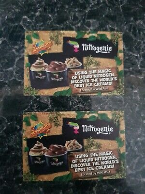 2 x Chessington World of Adventures tickets 3rd july 2019