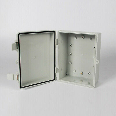 Power Distribution Electronic Junction Box Fireproof ABS IP65 Enclosure Case