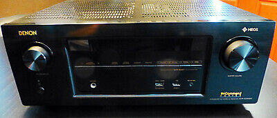 Denon AVR-X3400H 7.2 Channel Full 4K Ultra HD Network Home Theater AMP/Receiver