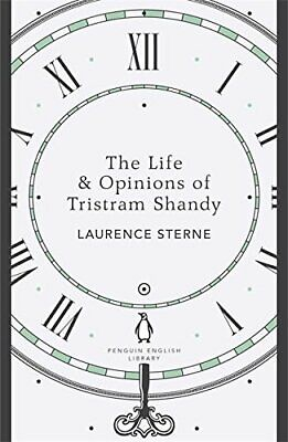 Tristram Shandy (Penguin English Library), Sterne, Laurence, Used; Good Book