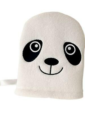 Childrens sponge mitten Baby Bambo cosmetic without compromises! tianDe 90157