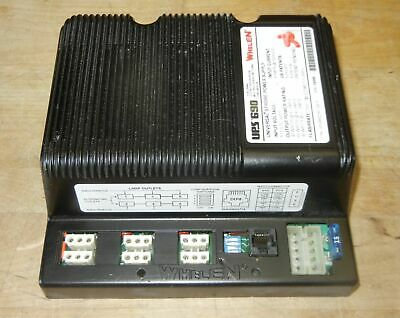 Whelen UPS690  6-Output Emergency Strobe Light Power Supply