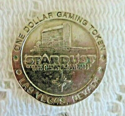 Stardust Resort & Casino $1.00 Token Boyd Gaming Corporation Las Vegas Nevada