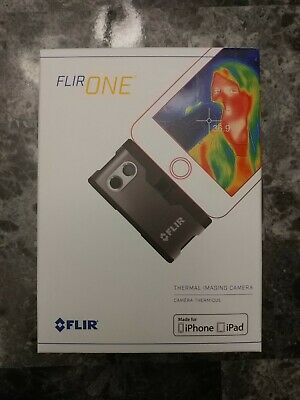 FLIR ONE Thermal Imaging Camera for iOS (Gen 3) 435-0004-02