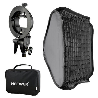 "Neewer 32""x32""/80x80cm Difusor Softbox de rejilla de nido de abeja para flash"