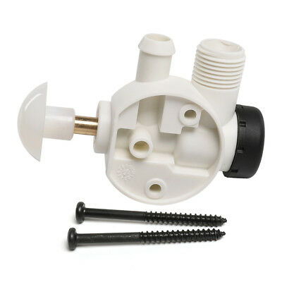 SeaLand Toilet Water Valve Assembly Kit RV Camper Bathroom Replacement Part