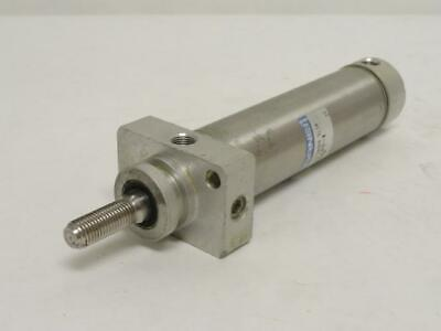 180580 Used, Koganei DAB32X40-4 Air Cylinder, SS, 32mm Bore x 40mm Stroke