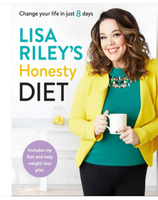 Lisa Riley's Honesty Diet by Lisa Riley (new)