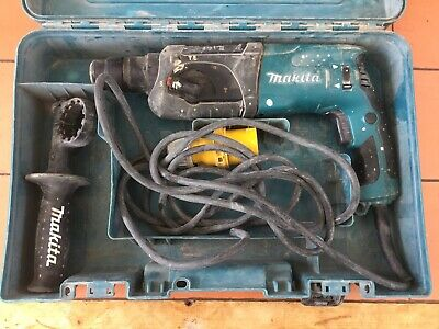 Makita HR2470 3 Mode SDS Hammer Drill 110v - Full Working Order