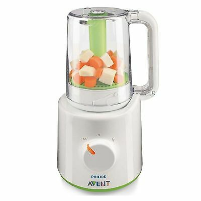 Philips Avent Steamer Blender SCF870/21