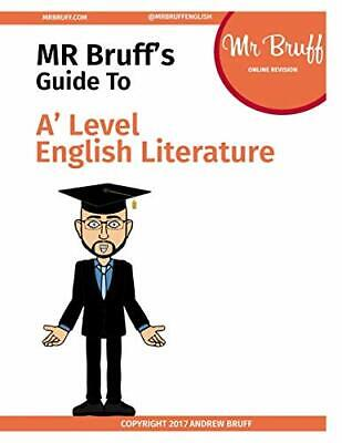 Mr Bruffs Guide to A Level English Literature, Lewis, Kerry, Used; Good Book