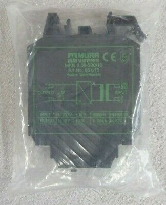 MURR MKN one phase linear regulated power supply