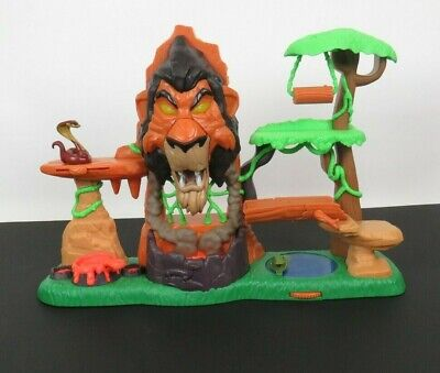 Disney Junior The Lion Guard Rise of Scar Play Set Just Play Lion King