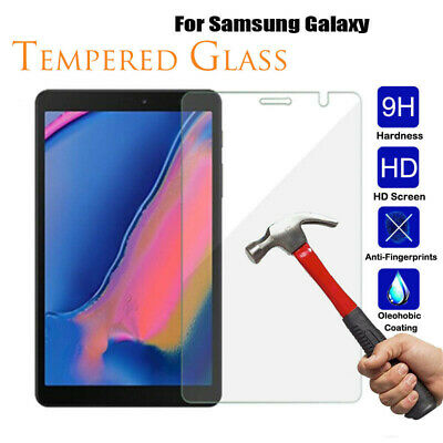 "For Samsung Galaxy Tab 3 /4/A/E 7.0"" 8.0"" Tablet Tempered Glass Screen Protector"