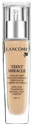 Lancome Teint Miracle Bare Skin Foundation Natural Light Creator SPF15 -  007