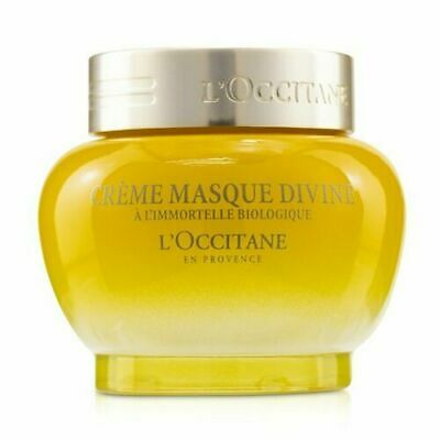 L'Occitane Immortelle Divine Cream Mask ~ New & Sealed RRP £90 + Harmony Samples