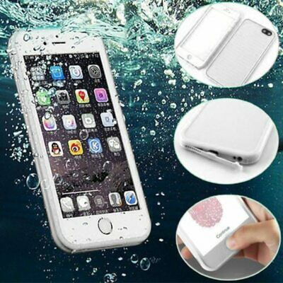 Chic Shockproof Hybrid Rubber Waterproof TPU Phone Case Cover Fit iPhone 6 7 8 S