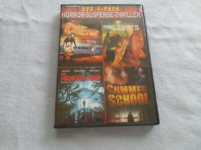Horror Suspense Thriller 4-Pack  - (2 -Dvd Set, 2011) - Summer School / Diener