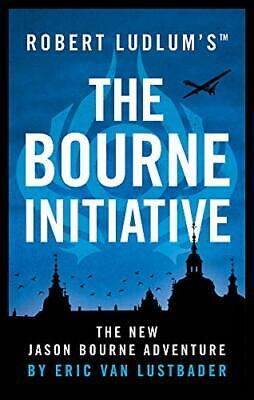Robert Ludlums� The Bourne Initiative (Jason Bourne), Lustbader, Eric Van, Used;