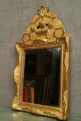 Mirror to Marquee **Free Shipping** Wooden and Stucco Gold Regency Period 18th