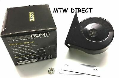 BMW R1250GS/1250 Adventure Denali Complete SoundBomb Mini 113dB Horn Kit