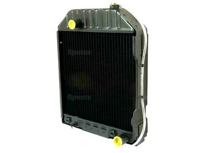 Radiator Fits Some Ford 5610 6410 6610 6810 7610 Tractors.