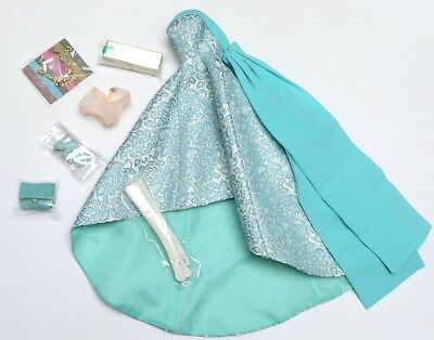East 59th TURQUOISE SPARKLER COMPLETE OUTFIT Evelyn Weaverton NEW Integrity