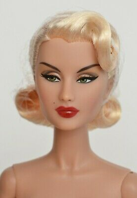 """East 59th TANGIER TANGERINE NUDE DOLL ONLY 12"""" Constance Madssen NEW Integrity"""