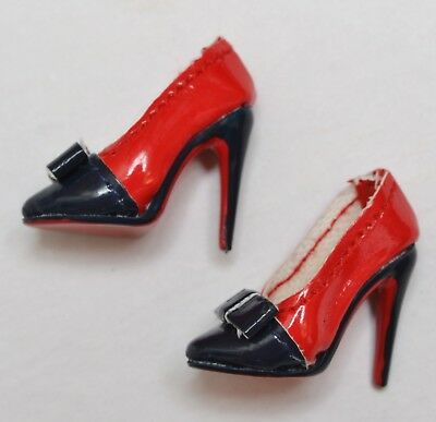 Poppy Parker Co-Ed Cutie SHOES ONLY City Sweetheart Collection NEW