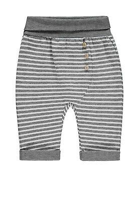 bellybutton Newborn Boys mit Softbund Jogginghose / Sweathose gr. 56 graymelange