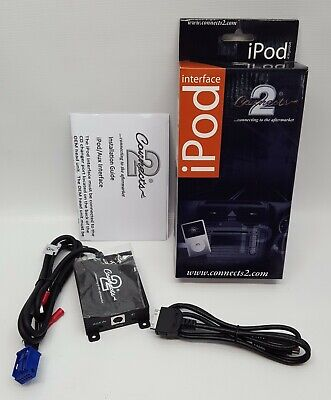 CTAADIPOD005.3 Car iPod Aux-In Interface Adaptor for Audi A2 A3 A4 TT '03-'15