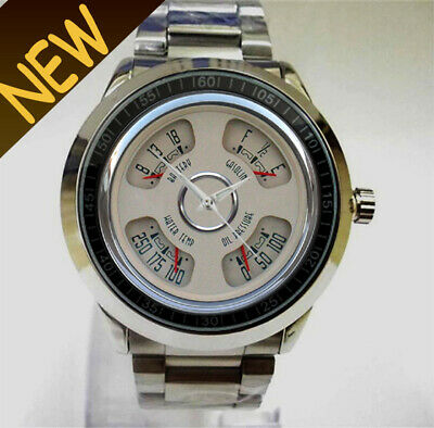 New limited! 47-53 Chevy Truck Direct Fit Sport metal Watch unisex WristWatch