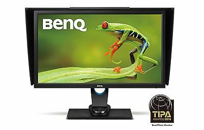 "BenQ SW2700PT 27"" Adobe RGB Color Management Monitor for Photographers"